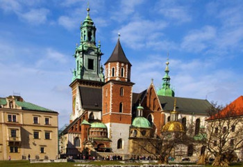 Castillo de Wavel, Cracovia