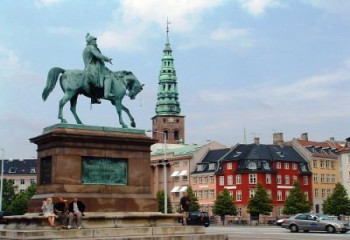 Plaza Mayor de Copenhague