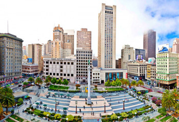 Union Square, San Francisco